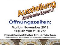 Ausstellung Wallfahrt und Basilika Frauenkirchen